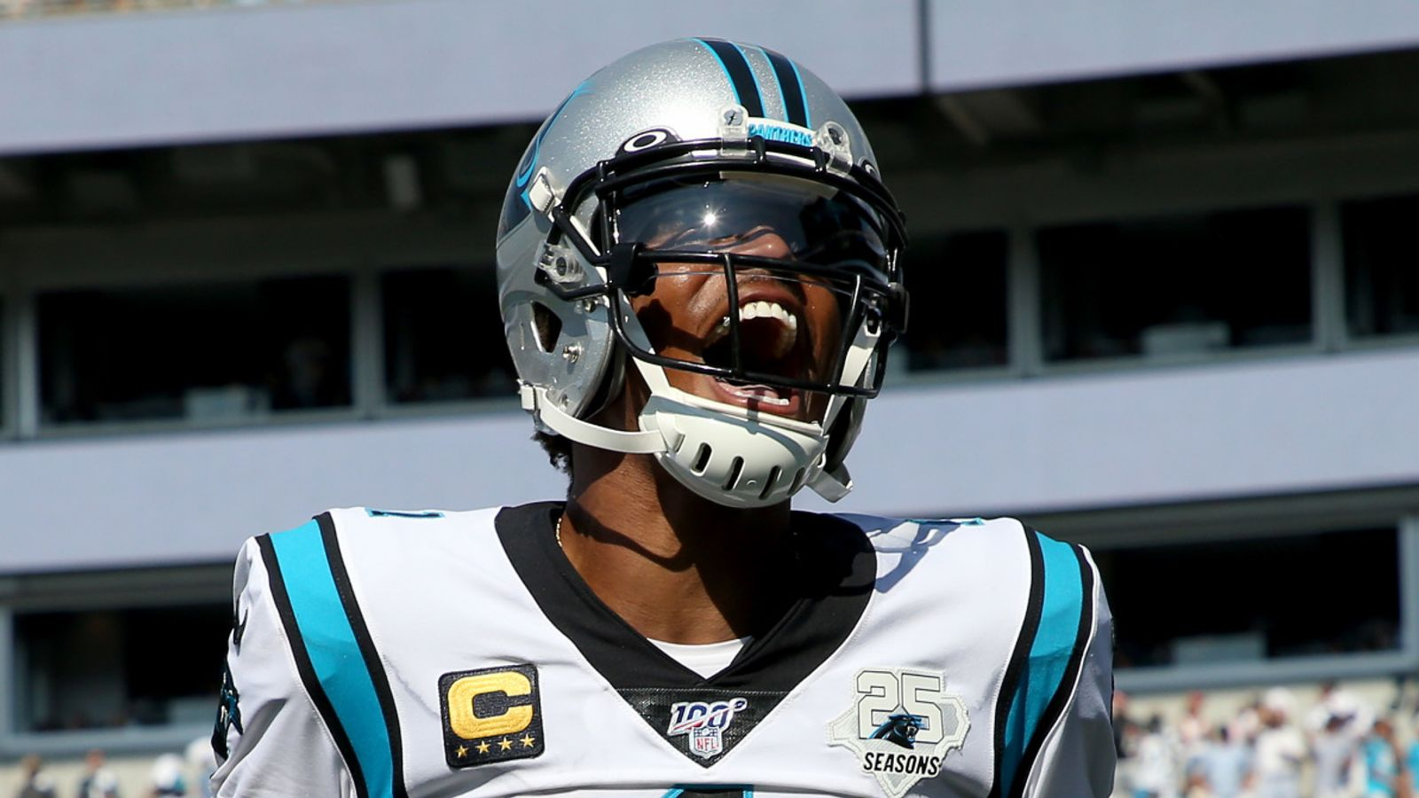 Carolina Panthers Release QB Cam Newton After Nine Seasons